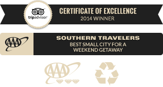 Trip advisor and triple a awards