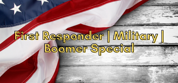 First Responders/Boomer Military Special