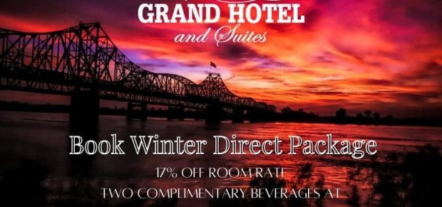 Book Direct Winter Package