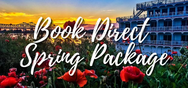 Book Direct Spring Package
